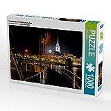 CALVENDO Puzzle Yachthafen Friedrichshafen 1000 Teile Lege-Größe 64 x 48 cm Foto-Puzzle Bild von Oliver Gärtner
