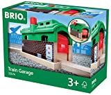 BRIO World 33574 - Lokschuppen mit Rolltor