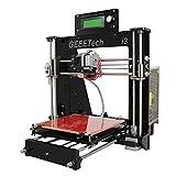 Geeetech 3D Drucker Acrylic Prusa I3 Pro B 3D Drucker Kit Selbstbauen 3D Drucker, DIY 3D Printer kit