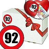Geschenkeideen 92. Geburtstag | Geschenkbox DIY | Geschenke 92 Geburtstag