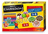 Noris 606076342 - Einmaleins (1+.2. Klasse), Kinderspiel