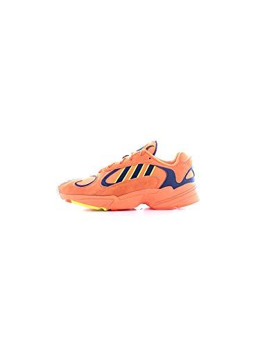adidas Herren Yung-1 Fitnessschuhe, Orange (Naalre/Amasho 000), 47 1/3 EU