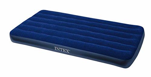 Intex Classic Downy Luftbett - Twin - 99 x 191 x 22 cm - Blau