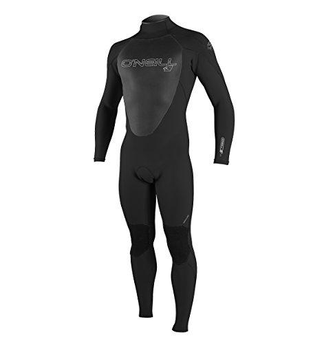 O'Neill Wetsuits Herren Neoprenanzug Epic 5/4 mm Full Wetsuit, Black, XXL