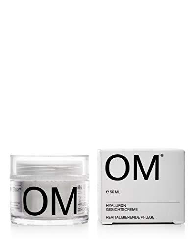 OM - Hyaluron Gesichtscreme - Gesichtscreme - 50 ml -