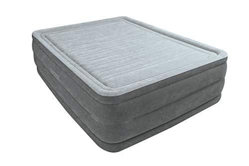Intex Unisex– Erwachsene 64418, Grau, 152 x 203 x 56 cm