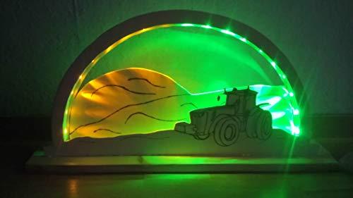 Schwibbogen Traktor
