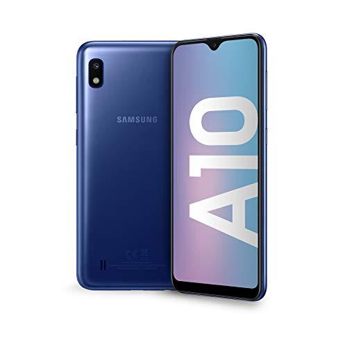 Samsung A10 Blue 6.2' 2gb/32gb + Micro Sd 32gb Dual SIM