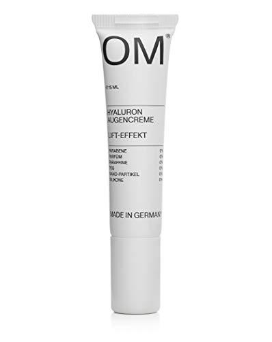 OM - Hyaluron Augencreme - Eye Lift-Effekt - 15 ml -Skin Lipid Matrix