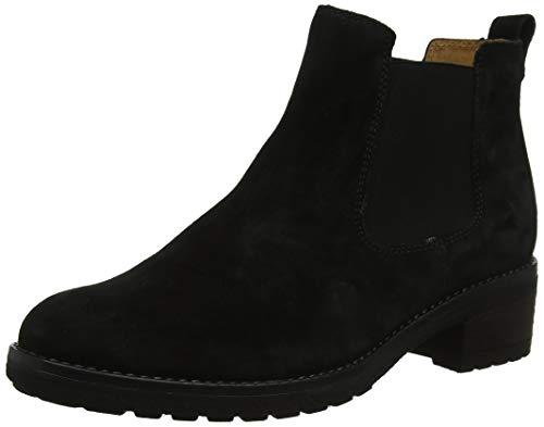 Gabor Shoes Damen Fashion Stiefeletten, Schwarz (Schwarz 17), 38.5 EU