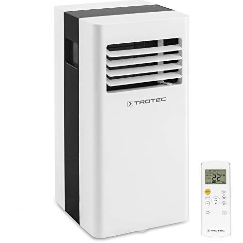 TROTEC Lokales Klimagerät PAC 2100 X mobile 2 kW Klimaanlage 3-in-1-Klimagerät zur Kühlung und Klimatisierung [EEK A]