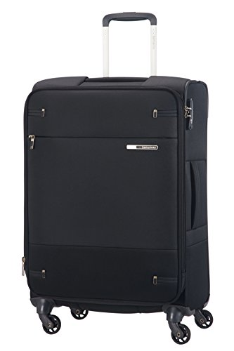 Samsonite Base Boost Spinner Suitcase, 66 cm, 74 L, Schwarz