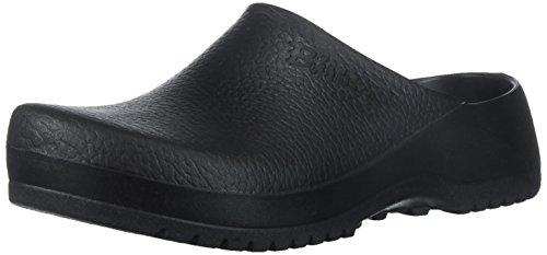 Birkenstock Unisex-Erwachsene Super-Birki Clogs, Schwarz (Black), 44 EU