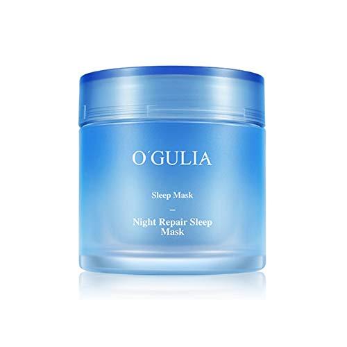 Night Repair Schlafmaske Feuchtigkeitsspendend Pflegende Haut Glatte, feine Linien Aufhellen der Hautfarbe Gesichtsmaske Ölkontrolle, Kontrollöl, straffende Haut, Hautpflegeprodukt