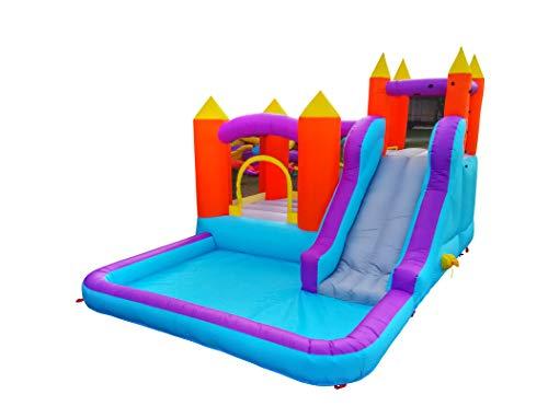 knorr toys 57004 Hüpfburg-Palace, bunt