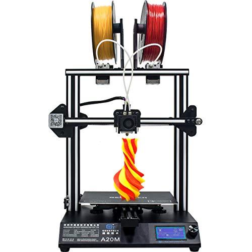 GEEETECH A20M 3D-Drucker mit integrierter Druckfarbmischung mit schnellem DIY-Bausatz Prusa I3