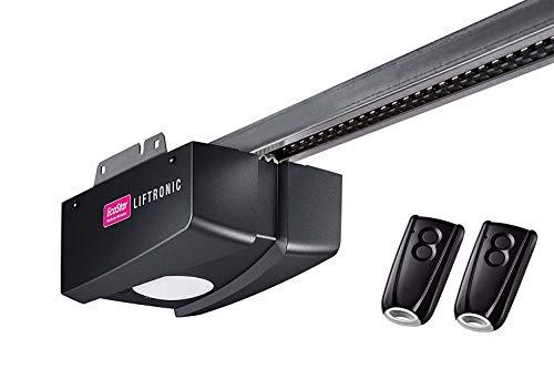 Hörmann Ecostar Garagentorantrieb Liftronic 500 (500 N, 433 MHz, Stecker 220V, 2 Handsender RSC2, Mont.-Zubehör, Standard) 4511450