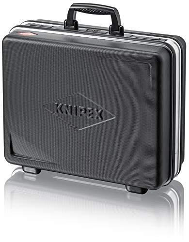 KNIPEX 00 21 05 LE Werkzeugkoffer'Basic' leer (neues Design)