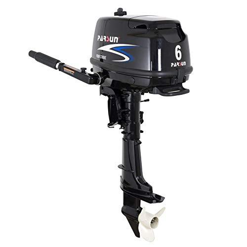 Parsun Aussenborder Benzinmotor 2,6-40 PS | Leistungsstarker 4-Takt Außenborder Bootsmotor |Einspritzer Außenbordmotor für garantierten Fahrspaß in diversen PS Ausführungen (9,8 PS, Kurzschaft)