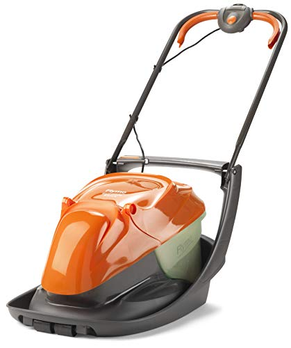 Flymo Easi Glide 330VX Electric Hover Collect Lawnmower 1400W - 33cm by Flymo