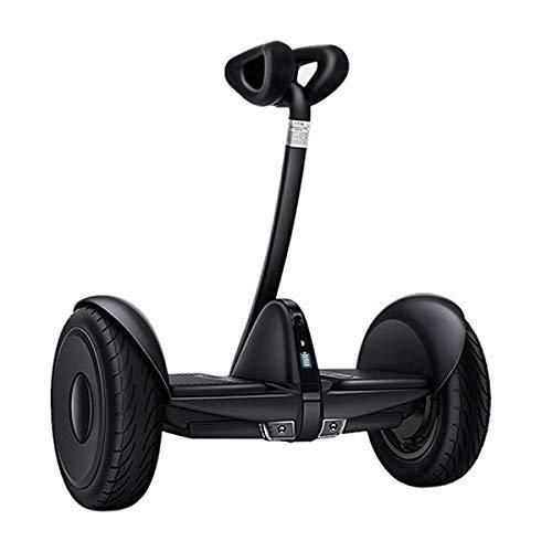 SEGWAY Unisex– Erwachsene Ninebot S by E-Scooter, schwarz, 60x26x55cm