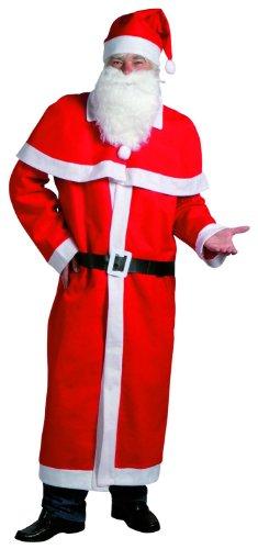 Idena Weihnachtsmann Kostümset