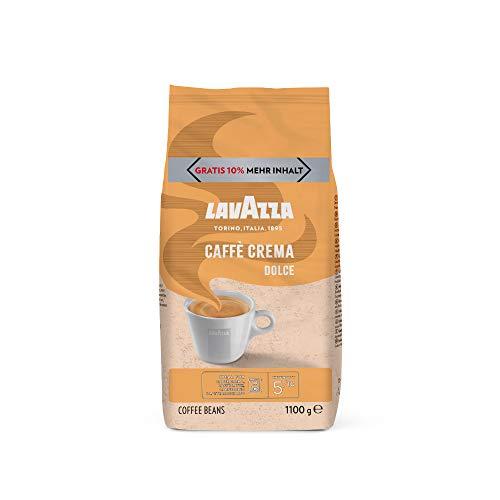 Lavazza Kaffeebohnen - Caffè Crema Dolce - 1er Pack (1 x 1.1 kg)