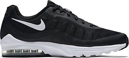Nike Herren Air Max Invigor Laufschuhe, Schwarz (Black/White 010), 44 EU