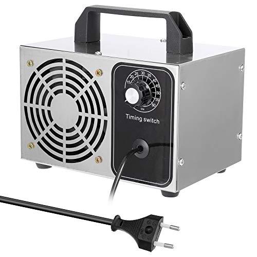 KKmoon 24g/h 220 V Ozongenerator mit Zeitschalter,tragbarer Ozon Luftreiniger Für die Sterilisation von Formaldehyd zu Hause