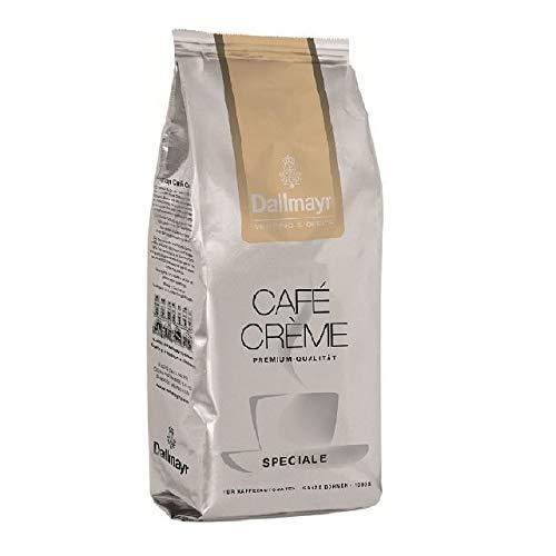 Dallmayr Cafe Creme Speciale 8 x 1Kg ganze Kaffee-Bohne