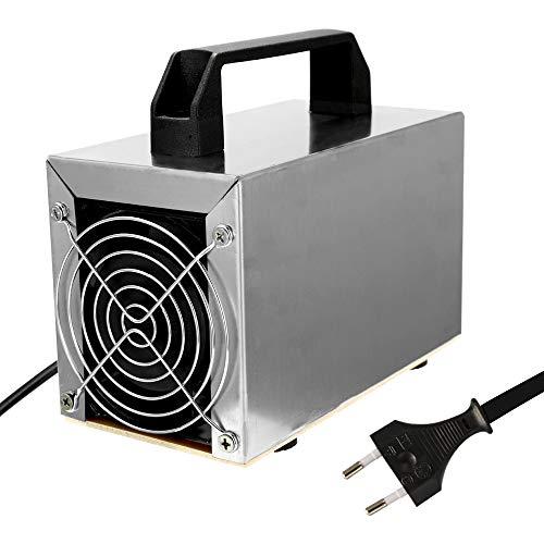 ROEAM Ozongenerator,24g Ozon Maschine Luftreiniger Luftfilter Desinfektion Sterilisation Reinigung Formaldehyd Luftfilter Fan Für Zuhause