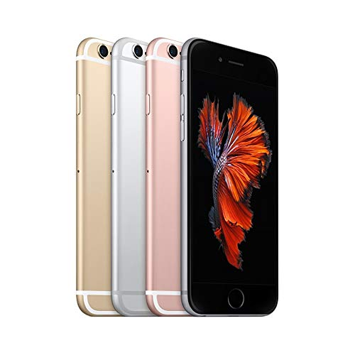 Apple iPhone 6s 64GB Roségold (Generalüberholt)