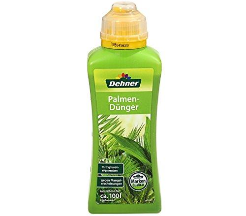 Dehner Palmendünger, 500 ml, für ca. 100 l