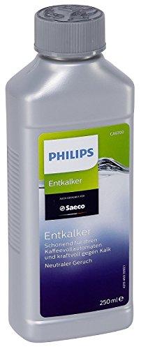 Philips CA6700/22 Universal Flüssig-Entkalker, für Philips, Saeco und andere Kaffeevollautomaten Vorteilspack, 2x 250 ml