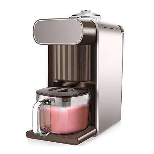 YHM Kein Flüsterleise Smart Soymilk Keine Rückstandsfreie Filterkaffeemaschine Gebrochen, Nach Hause Kaffeemaschine, Dual-Use-Milch Und Kaffee