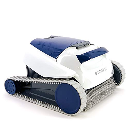 Dolphin Blue Maxi 20–Roboter Auto waschsaugern für Pools (Boden und Wände) Navigationssystem Preciso Clever Clean