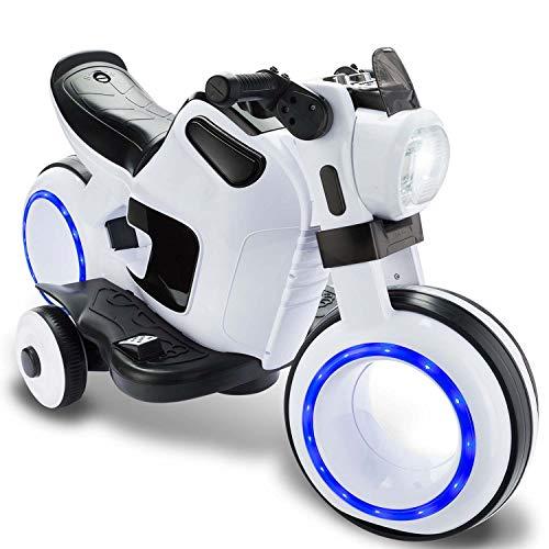 Goods & Gadgets Elektro Kinder-Motorrad | Kinderfahrzeuge Elektrofahrzeuge E-Scooter Elektrischer Kinderroller