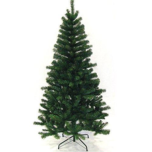 HENGDA 180 cm Hoch Einzigartiger Künstlicher Weihnachtsbaum Baum Dekobaum Kunstbaum mit Ständer Christbaum