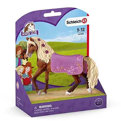 SCHLEICH 42468 Spielset - Paso Fino Hengst Pferdeshow (Horse Club)