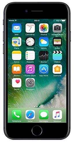 Apple iPhone 7 32GB Schwarz (Generalüberholt)