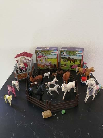 Schleich Pferde günstig kaufen
