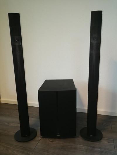Teufel Soundsystem Soundanlage Soundbar und Boxen günstig kaufen