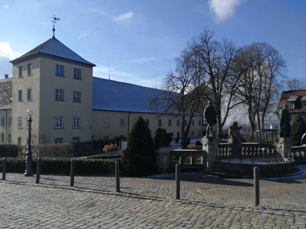 Postplatz Heiligenberg Bodensee
