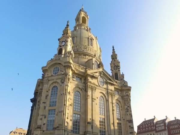 Dresden Frauenkirche Unterkünfte