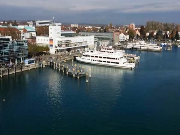 Friedrichshafen Hafen Bodensee