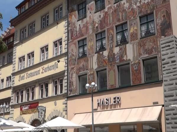 Konstanz Hotel Barbarossa