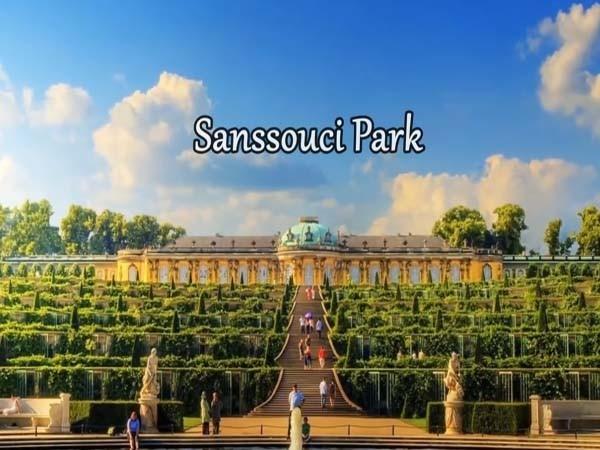 Potsdam Sanssouci Park