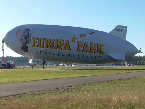 Zeppelin Bodensee Friedrichshafen