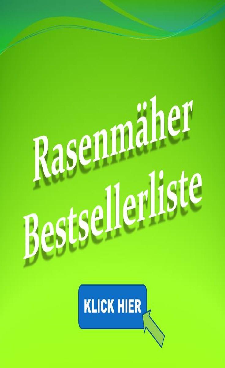 Rasenmäher Bestsellerliste