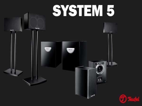 Teufel Soundsystem kaufen